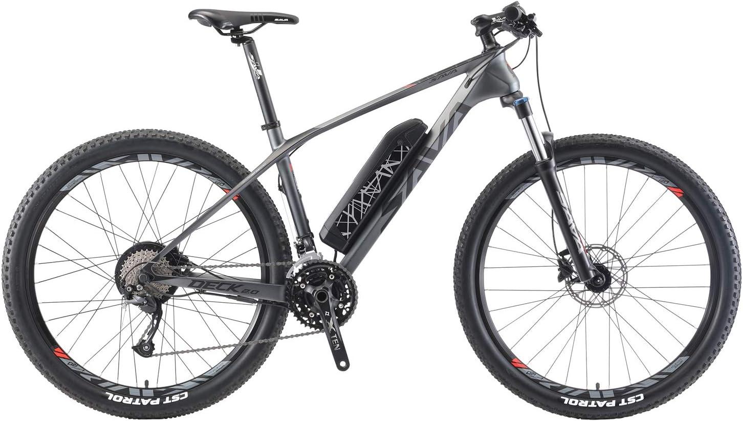Savadeck bicicleta eléctrica