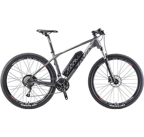SAVANE Knight3.0 Bicicleta eléctrica de montaña, Bicicleta ...