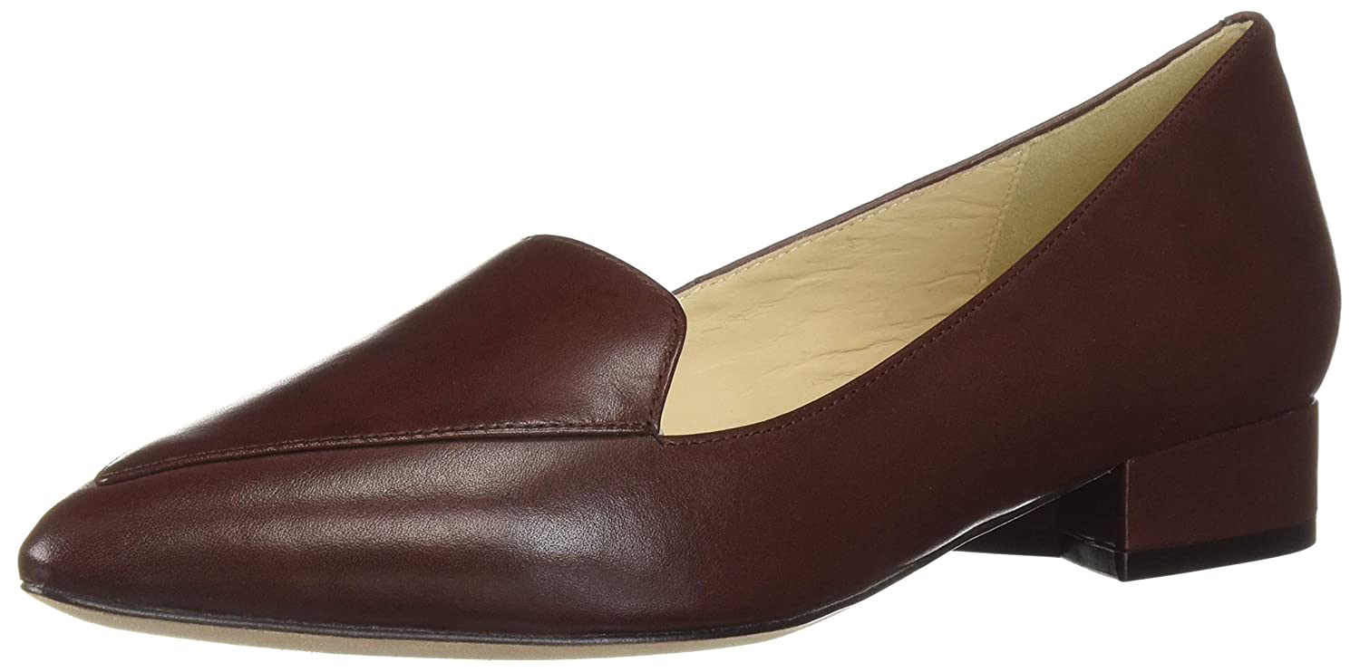 703affc94fe3 Cole Haan Women's Dellora Skimmer Ballet Flat, Tawny Port Suede-Haircalf,  10 US: Amazon.co.uk: Shoes & Bags