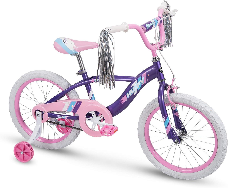 Huffy kid girl's bike