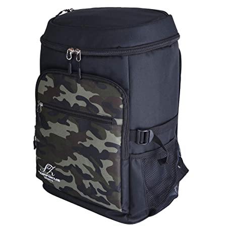 JIRUIWEN Leakproof Insulated Backpack Cooler Roomy Hiking Daypacks Waterproof Cooler Bag for Work Children s Lunch Picnic Event Trip Beach Sporting