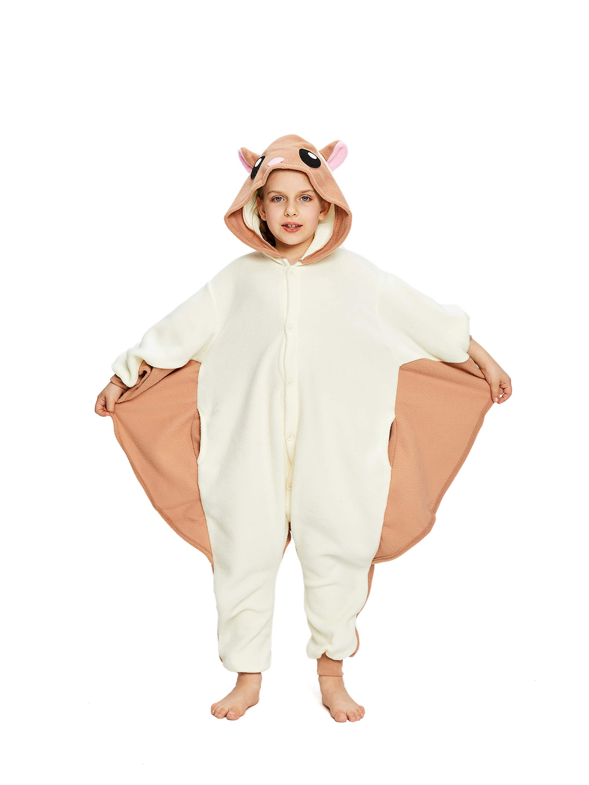 Childrens Animal costumes Boys Girls Unisex Pajamas Fancy Dress outfit Cosplay Kangaroo