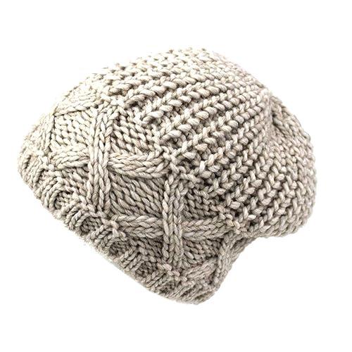 Nologo Cappello donna misto lana modello cuffia zuccotto made in Italy m1326  bei 4545b15e5706