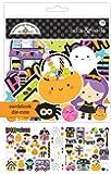 Doodlebug Designs Booville Odds & Ends Die Cut Embellishments