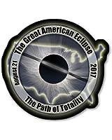 EC001 - USA - Great American Eclipse 2017 Sticker