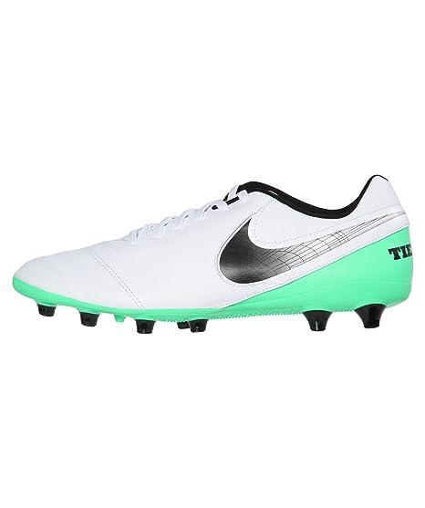 Nike Tiempo Genio II Pelle AG DI Uomo Pro Scarpe Da Calcio Uomo DI 6.5 US   27838f