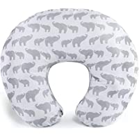 Gray Xisheep Home D/écor for Home DIY Baby Care Infant Breastfeeding Baby Pillow Nursing Layer Washable Adjustable Model CushionBaby Cushion