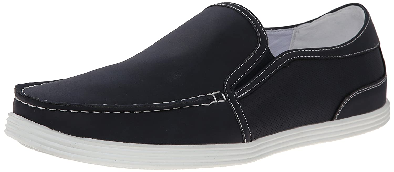 Kenneth Cole Unlisted Men's Anchor Boat Shoe Navy 9.5 M US Boat Anchor