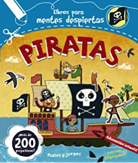 Piratas (Vox - Infantil/Juvenil - Castellano - A Partir De