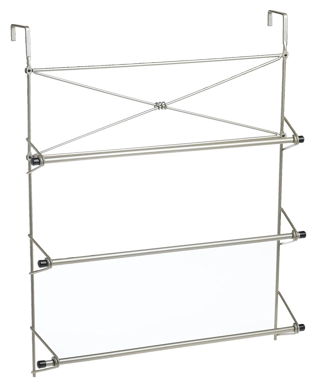 Amazon.com: Zenna Home 2526NN, Cross Style Towel Rack, Satin Nickel: Home U0026  Kitchen
