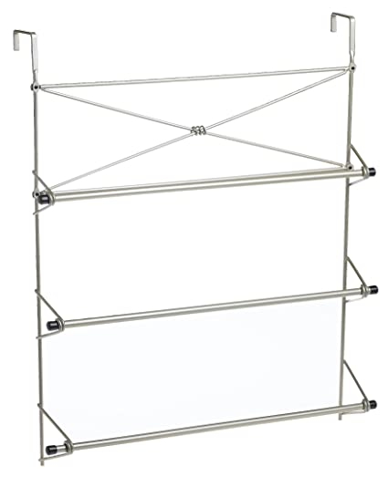 Genial Amazon.com: Zenna Home 2526NN, Cross Style Towel Rack, Satin Nickel: Home U0026  Kitchen