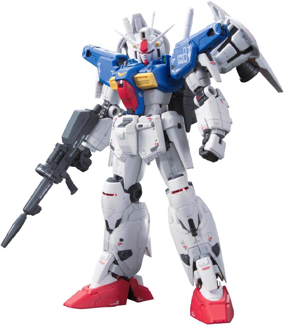 Bandai Hobby Real Grade #12 Gundam GP01 Zephyranthes Plastic Model Kit 1//144