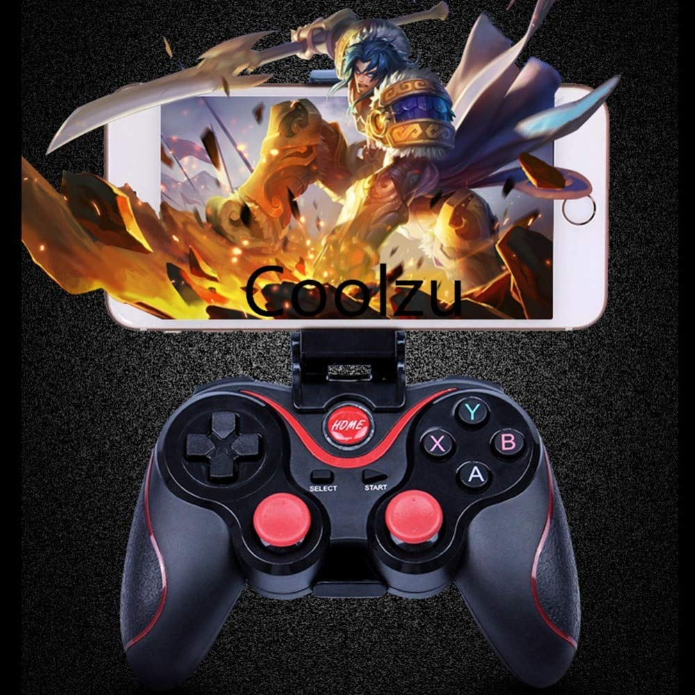 JIAIIO Mobile Gamepad Controller Mobile Gamepad Joystick Wireless VR Controller Smartphone Tablet PC Phone Smart TV Game Pads