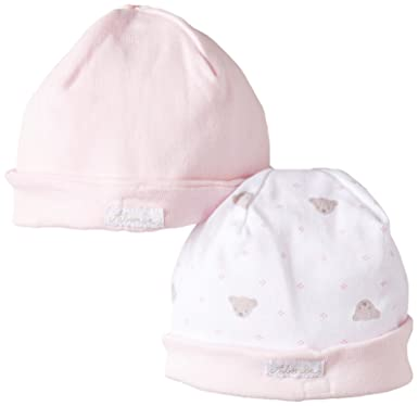145acb86f6c ... naissance bonnet + chaussons Imprimé chats+Rose à pois 2. Absorba My  Sweet Baby Fille