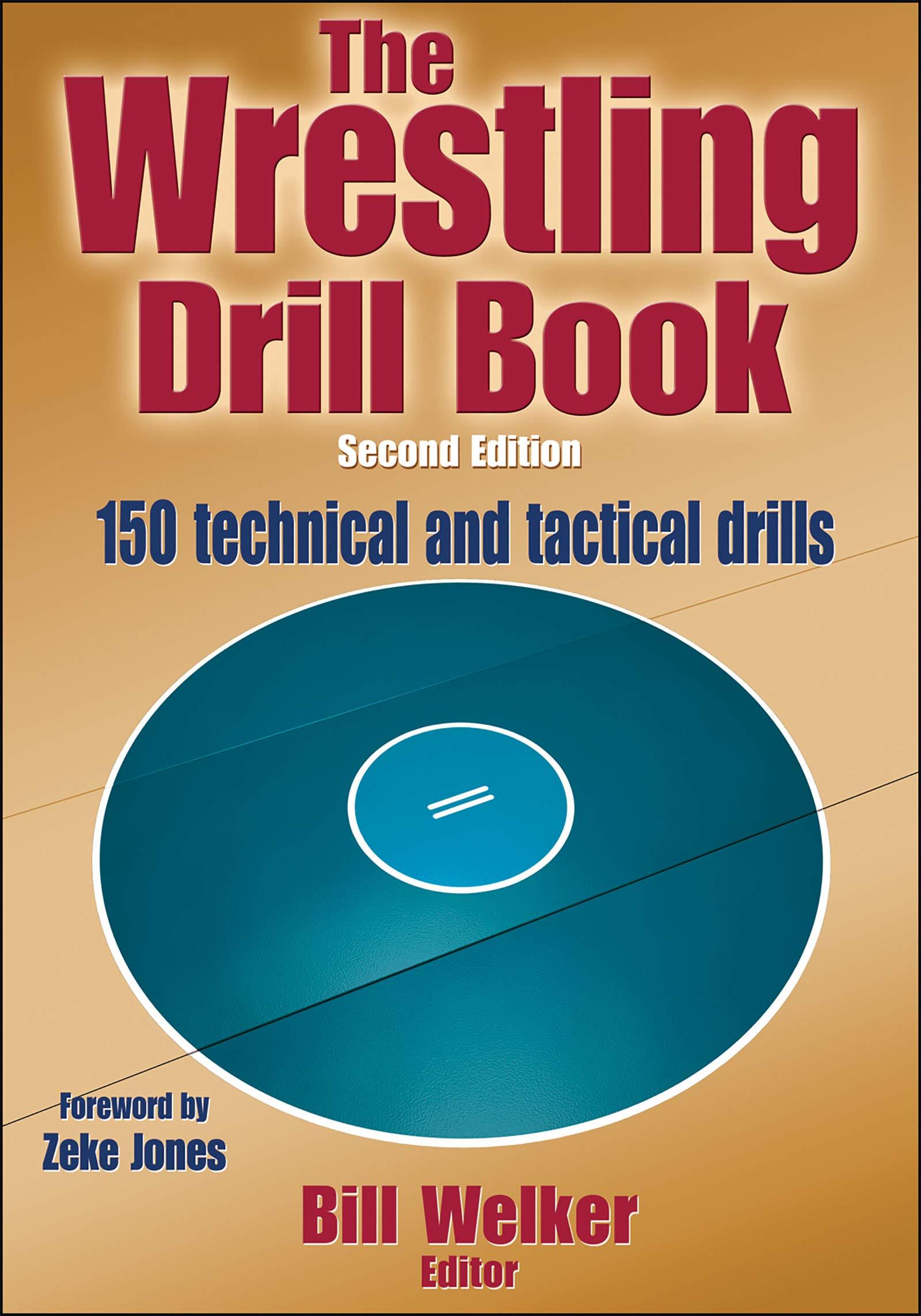 The Wrestling Drill Book pdf epub
