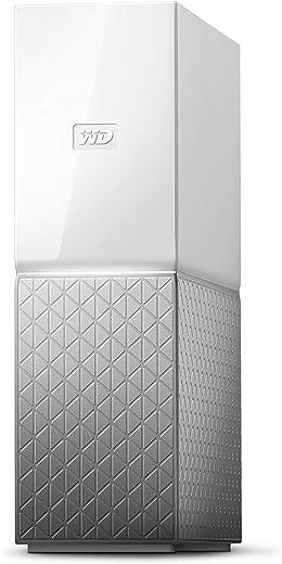 قرص تخزين كلاود هوم بيرسونال كلاود من دابليو دي 2 تيرابايت 4TB WDBVXC0040HWT-NESN