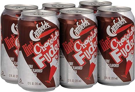 is canfields sodas not diet