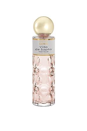 PARFUMS SAPHIR Vida - Eau de Parfum con Vaporizador para Mujer - 200 ml.