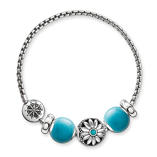come scegliere data di rilascio acquista per il meglio Thomas Sabo Parure di gioielli Donna argento - SET0363-495 ...