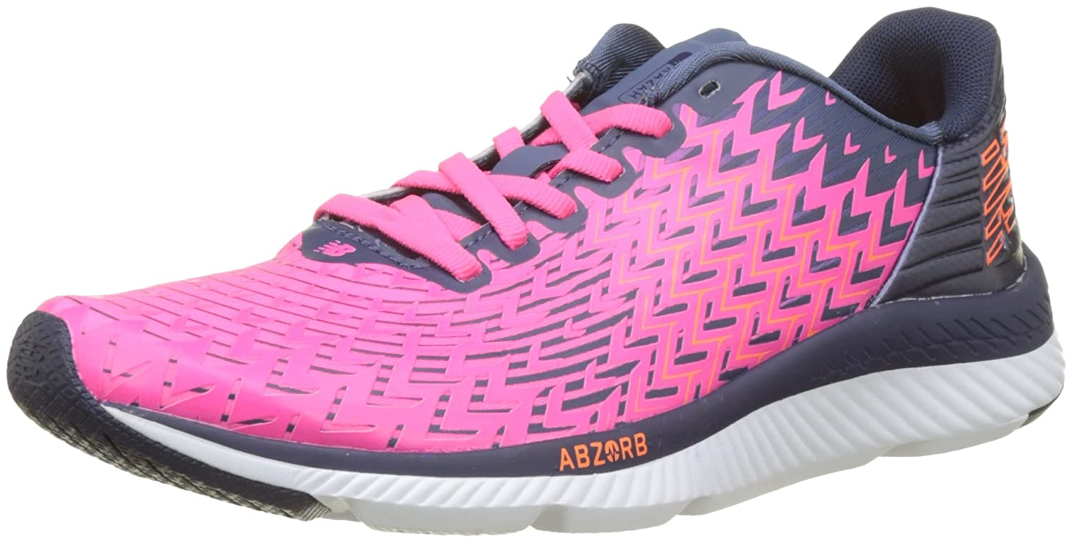 New Balance Women's Razah V1 Running Shoe B01N1I1ASK 6 B(M) US|Alpha Pink/Dark Cyclone