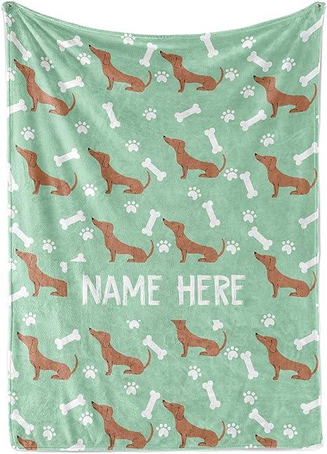 Dachsund Pet Blanket