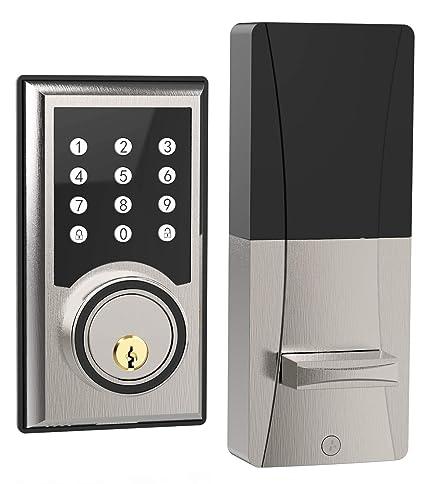 Turbolock Tl 201 Electronic Keypad Deadbolt Keyless Entry Door Lock
