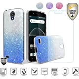 Amazon com: SOGA Cover for Compatible ZTE Blade X Z965 Case, [Frozen