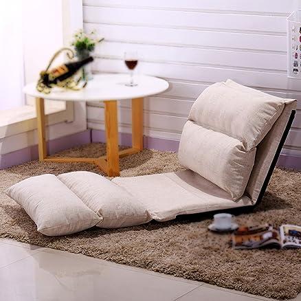Buona divano Cotton Sofà Pigro Creativo Singolo Pieghevole ...