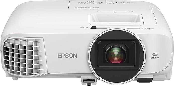 Epson Home Cinema 2200 1080p 3LCD Projector, White, Medium