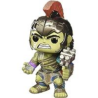 Funko Pop! Marvel: Thor Ragnarok - Hulk Gladiador con Casco