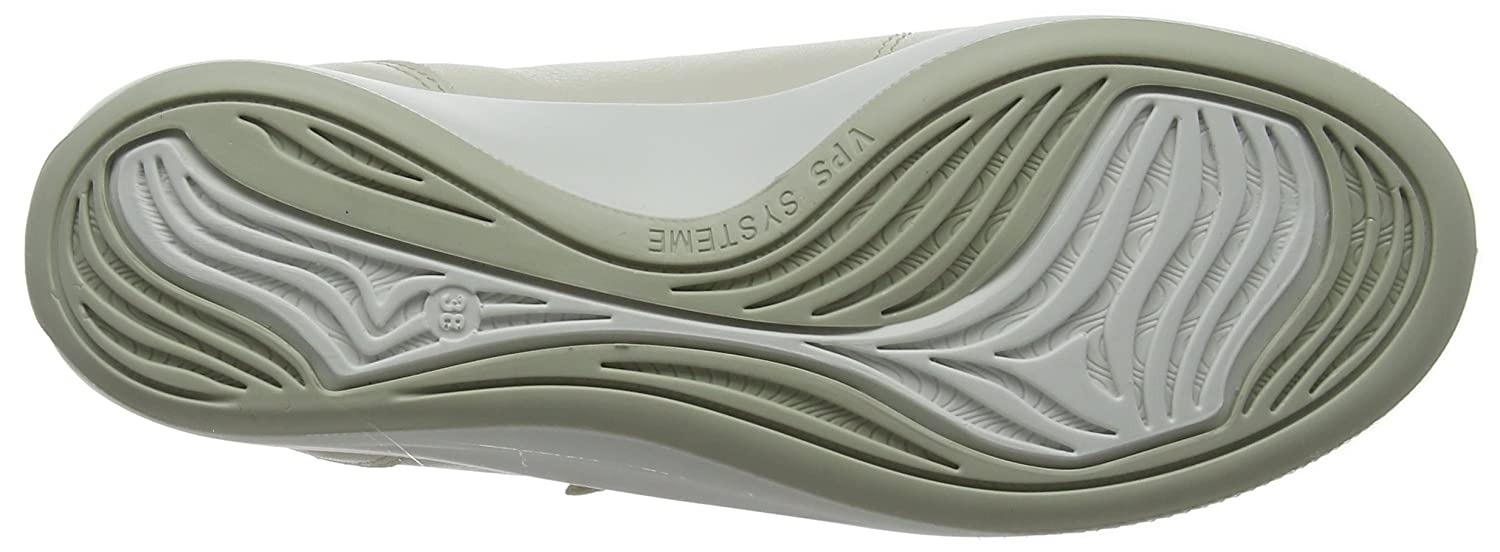 TBS Indoor Accroc, Scape per Sport Indoor TBS Donna Ivoire (Off-white 017) b41168