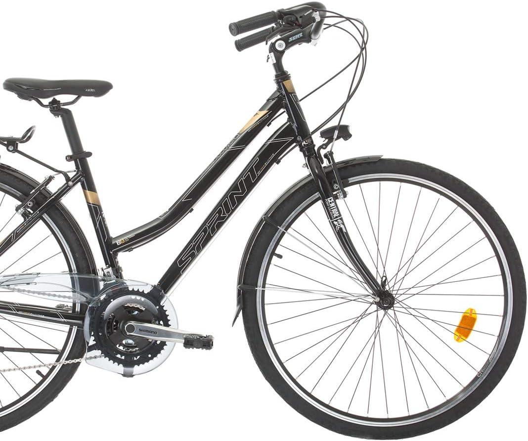 Sprint Discover Bicicleta de Paseo para Mujer Ruedas de 28 Shimano Nexus 3