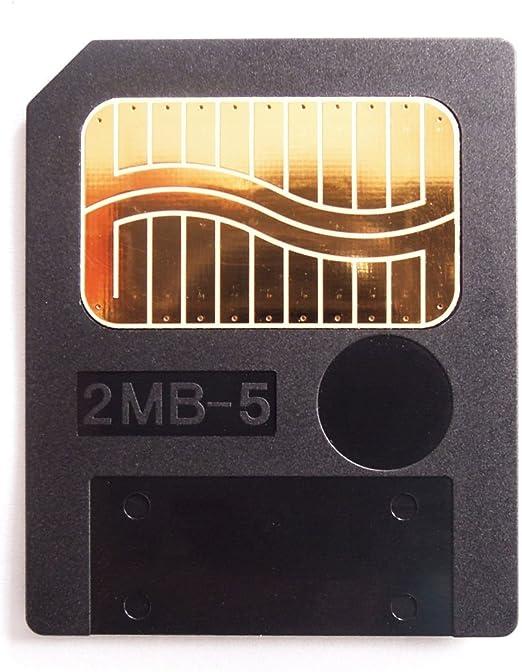 Smartmedia 2 Mb 5 V 5 Volt Speicherkarte Elektronik