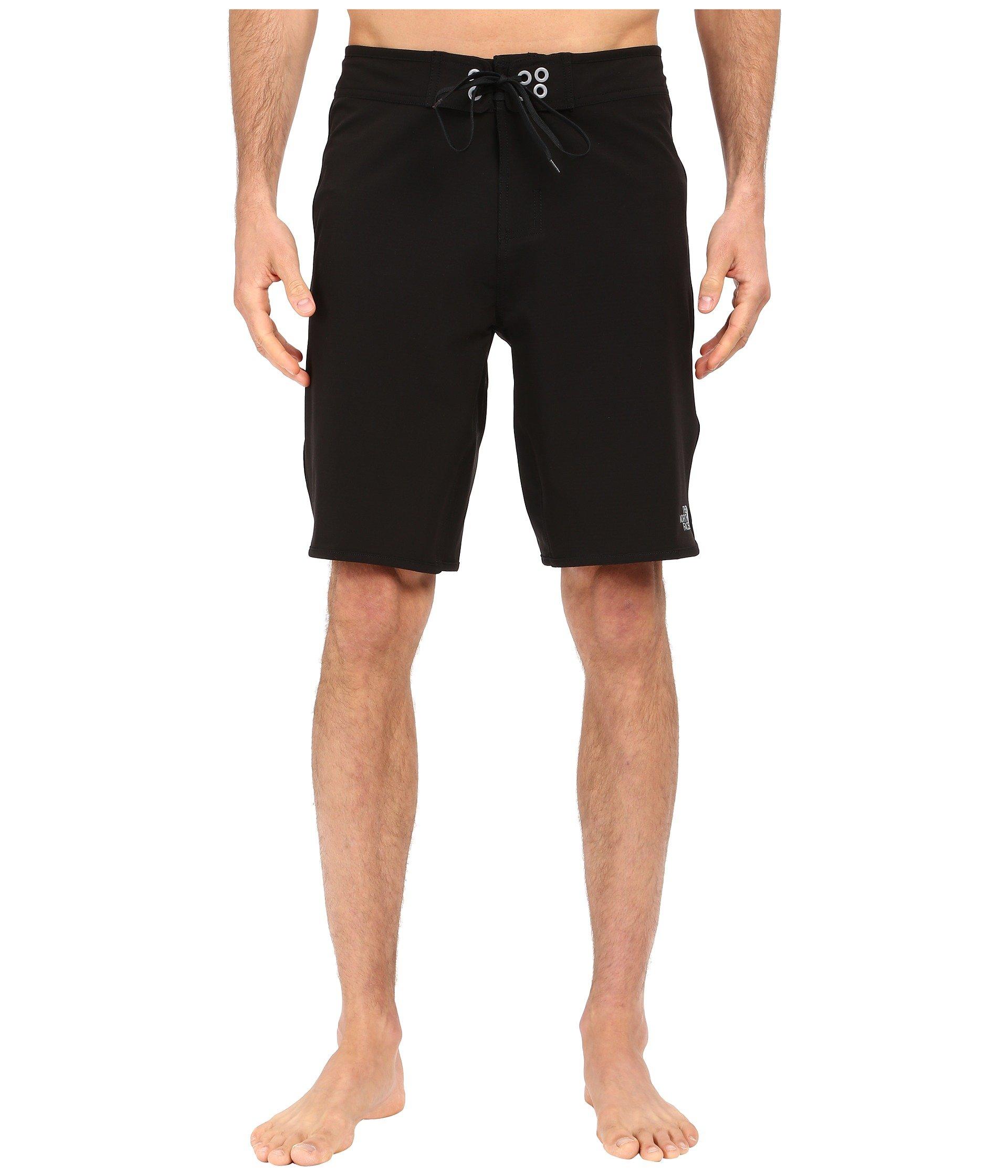 The North Face Men's Whitecap Boardshorts (32, TNF Black)