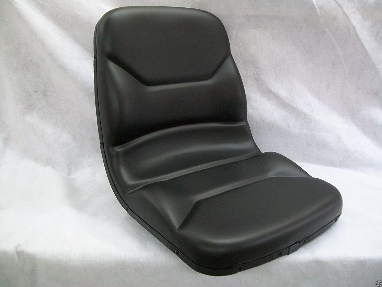 High Back Black Seat For Walker Zero Turn Mowers Ztr Riding Mower Wiring Diagram Iz Garden Outdoor
