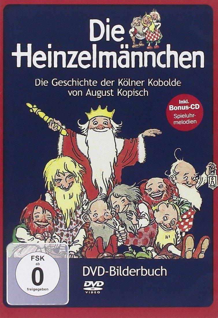 DVD : KINDERFILM - Die Heinzelmannchen (DVD)