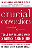 Crucial Conversations Tools For Talking When Stakes Are High 2/E (Hardcover)