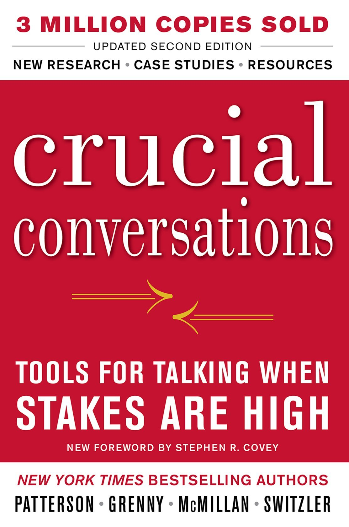 Crucial Conversations: Tools for Talking When Stakes Are High ISBN-13 9780071771320