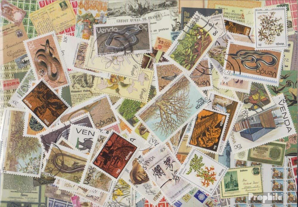 South Africa  Venda 100 different stamps (Stamps for collectors)