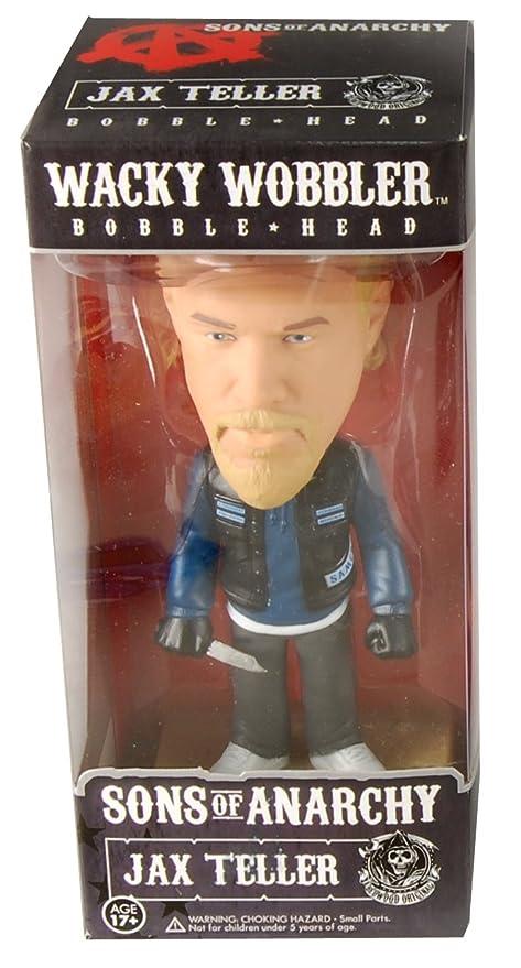 Funko - Figurine Sons of Anarchy - Bobble Head Jax Teller 18cm - 0849803039004: Amazon.es: Juguetes y juegos