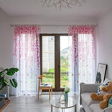 PLUS PO gardine weiß gardine Weiss Woven net Vorhang Vorhänge für