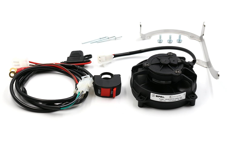 Ventilatore/ Ventola Set completo di SPAL 2T / 4T