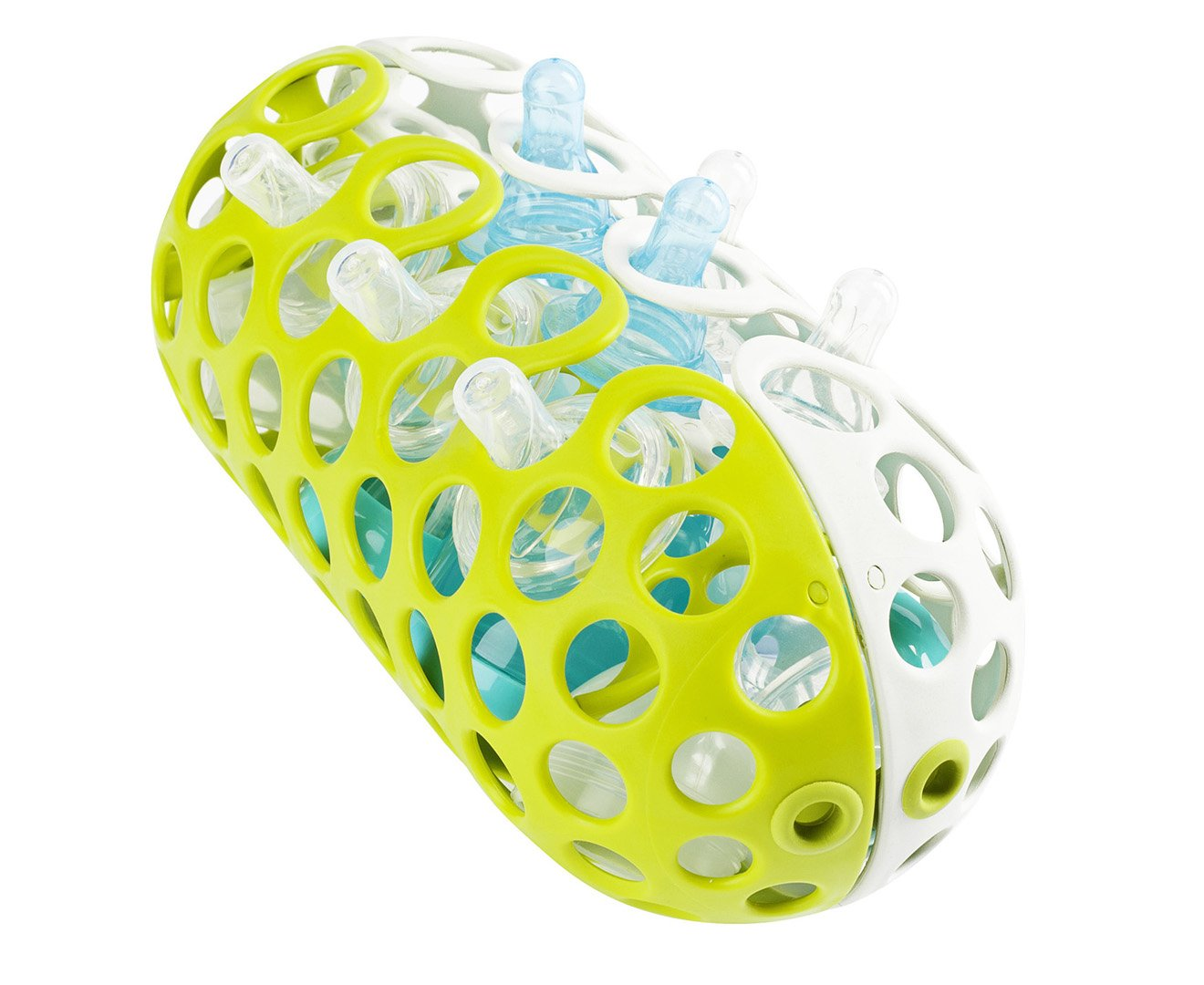Boon Clutch Dishwasher Basket - Green