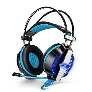 106dd7d1baa Jeecoo GS-700 Stereo PS4 Gaming Headset Over-ear Bass Headphones with  Microphone for Mac/Apple/PC/Laptop/Xbox One: Amazon.ca: Electronics