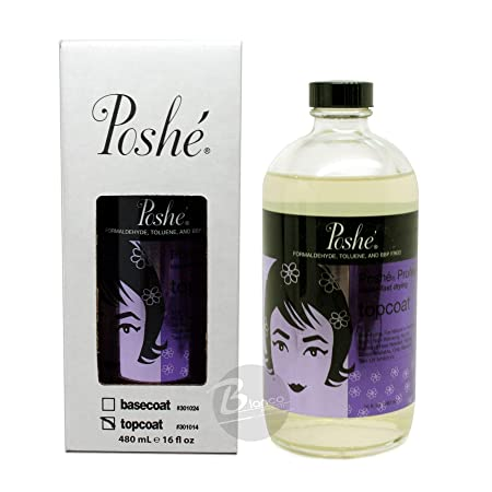 Poshe – Super-fastdrying Top Coat Professional Kit