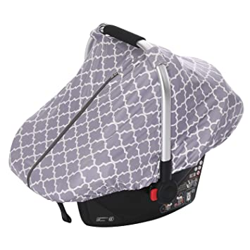 Remarkable Baby Car Seat Canopy Nursing Cover Multi Use Baby Stroller And Carseat Cover Winter Machost Co Dining Chair Design Ideas Machostcouk