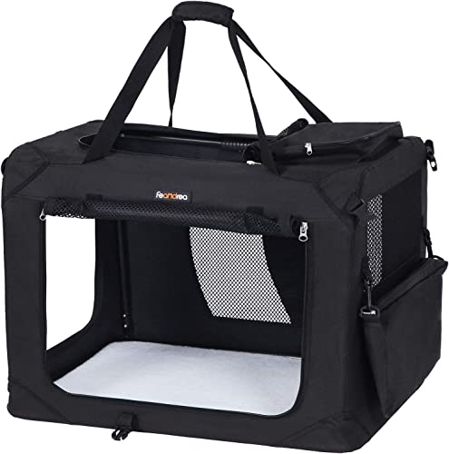 FEANDREA-Auto-Hundetransportbox-Faltbar