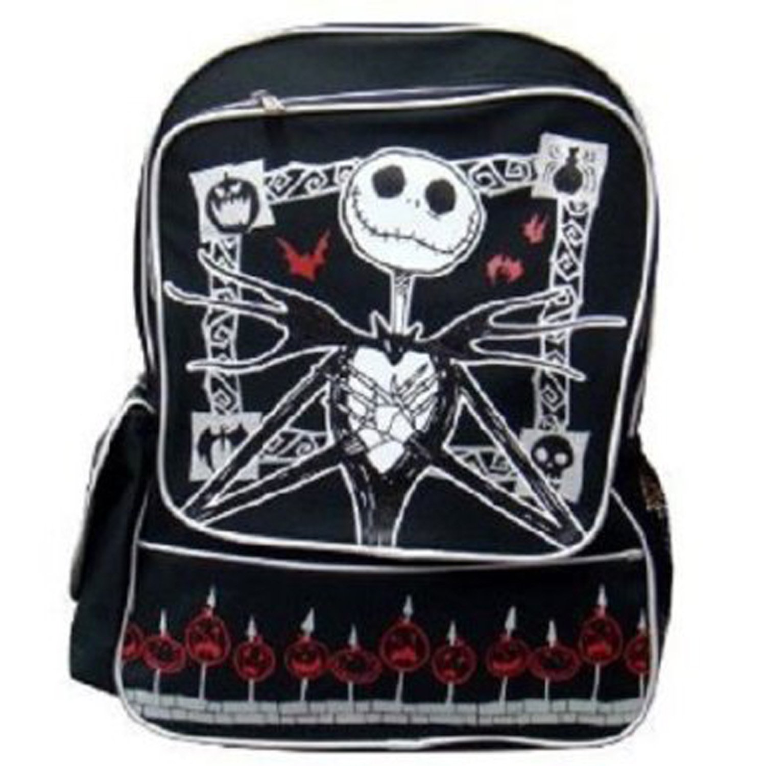 Amazon.com | The Nightmare Before Christmas Large Backpack | Kids ...