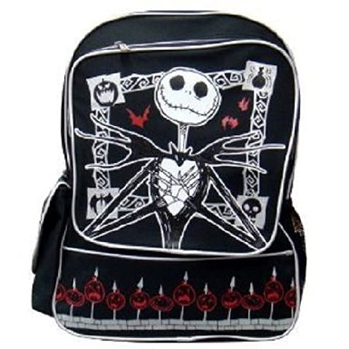 205aed0cc9c Image Unavailable. Image not available for. Color  The Nightmare Before  Christmas Large Backpack