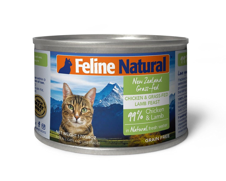 Feline Natural Can Cat Food